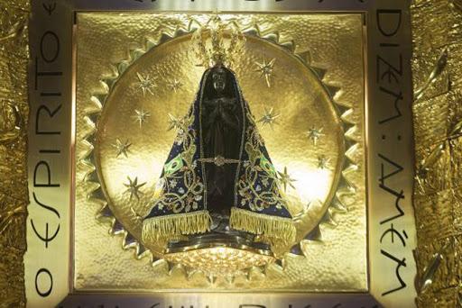 Hasta 1946, la imagen permaneció en el estado en que fue encontrada: con el cuello quebrado y sin las partes laterales del cabello que pendían hasta los hombros. En ese estado, la imagen siempre quedó expuesta en el nicho del Santuario para veneración de los fieles. En la década de 1950, le hicieron pequeñas restauraciones.