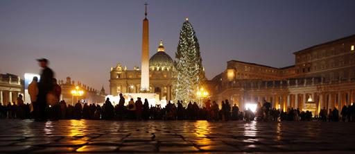 Navidad, árbol de navidad, San Pedro