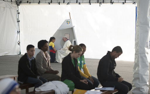 confesiones JMJ papa Francisco