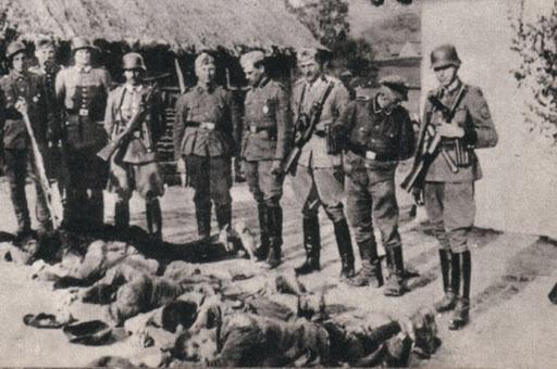 Nazis in Poland - es