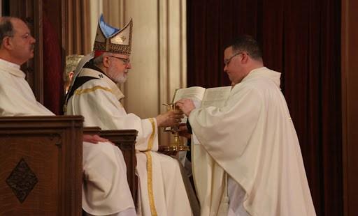 ordination priest