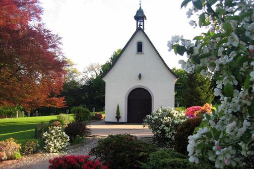 Original shrine of Schoenstatt in Germany - es
