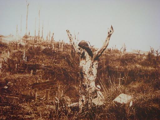 """Los soldados portugueses, acompañados por el """"Cristo de las Trincheras"""", sufrieron la que ha sido calificada como uno de los mayores desastres militares en la historia de Portugal, pero también hicieron gala de un heroísmo y un arrojo excepcionales"""