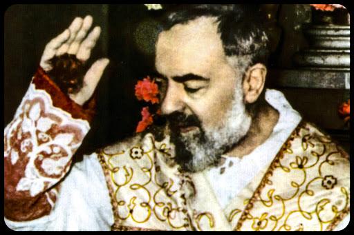 Padre Pio di pietralcina - CC - es