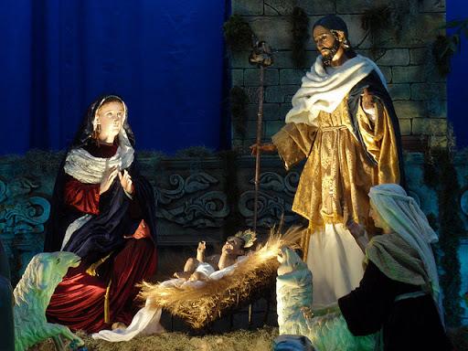 Pesebre de la Catedral Metropolitano de Guatemala
