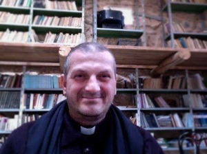 Father Jacques Mourad - es