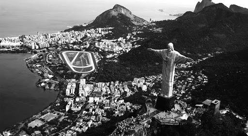 El Cristo del Corcovado preside la ciudad de Río de Janeiro