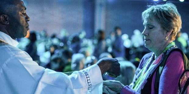 misa en Filadelfia