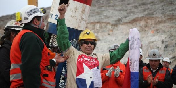 Rescate 33 mineros de Chiles