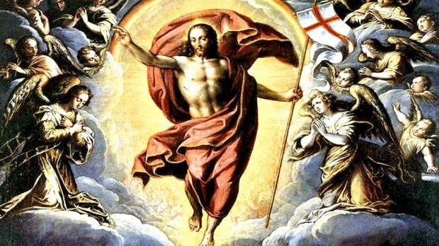 Ascención de Cristo