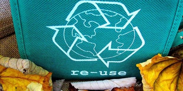 reutilizar, reciclado
