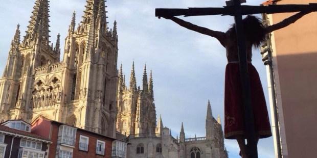 Papamoscas de la Catedral de Burgos