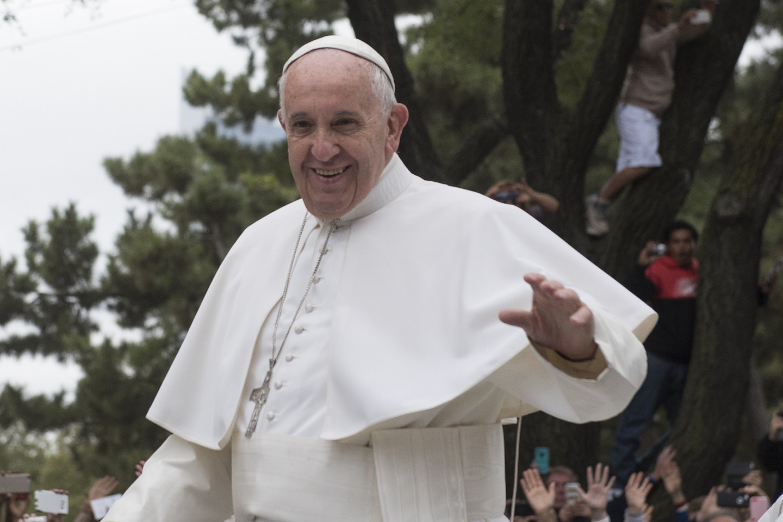 Papa Francisco en EEUU