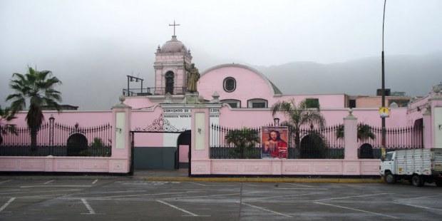 Convento de los Descalzos Rimac