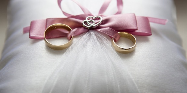 anillos nupciales