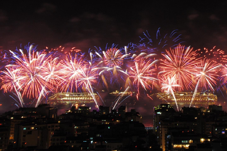 Año Nuevo en Rio de Janeiro