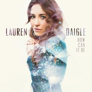 lauren daigle cover album