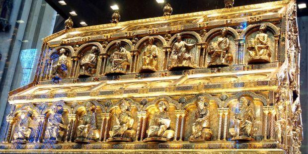 Dónde Están Las Reliquias De Los Tres Reyes Magos