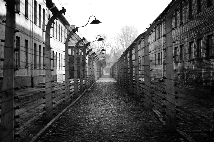 Today Prime Minister David Cameron visited the former concentration camp Auschwitz-Birkenau in Poland.  The PM visited the site to pay his respect for all those that lost their lives. Auschwitz concentration camp was a network of German Nazi concentration camps and extermination camps built and operated by the Third Reich in Polish areas annexed by Nazi Germany during World War II