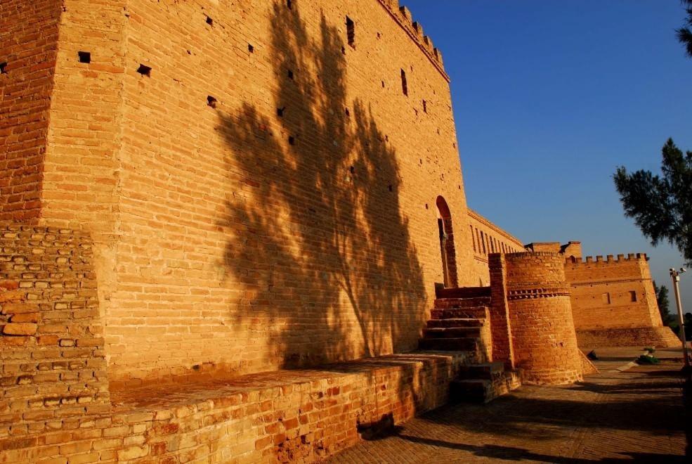 Castillo de Shush, Irán.