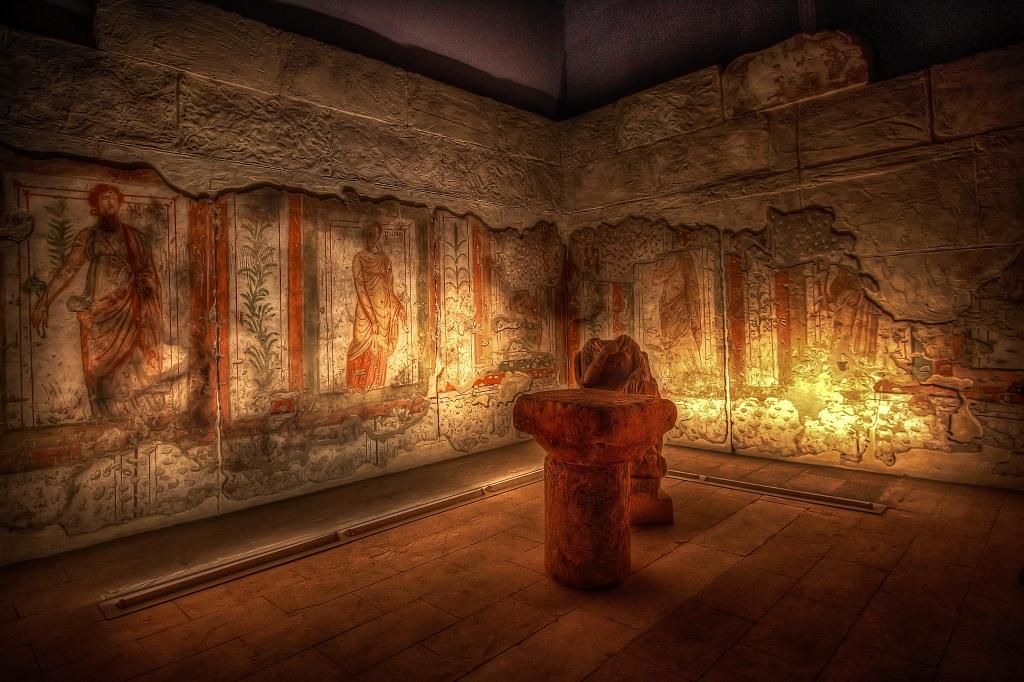 Museo de los Mosaicos de Zeugma, en Gaziantep.