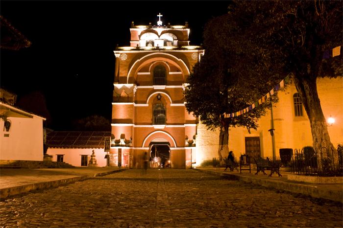 El primer obispo de la ciudad fue el célebre dominico Bartolomé de Las Casas, lo cual explica, además, el nombre que la ciudad asumió a partir de 1848.