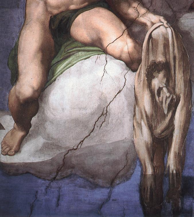 Michelangelo,_Giudizio_Universale_05