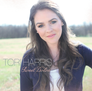 Tori Harris cover album
