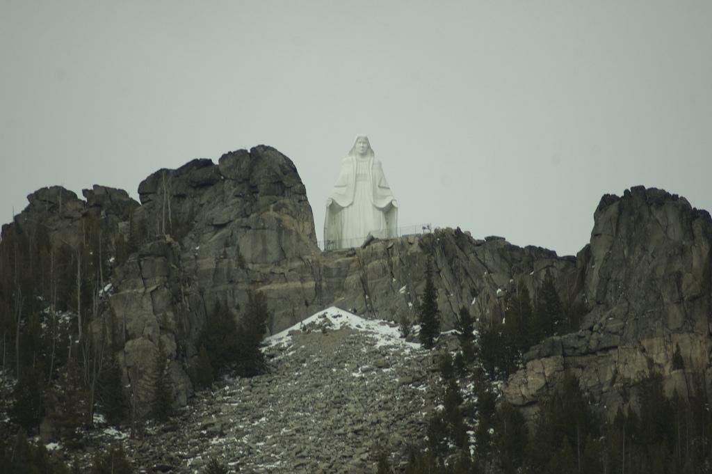 Nuestra Señora de Las Rocosas, en Butte, Montana.