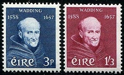 El fraile franciscano Luke Wadding, a quien (probablemente) se deba la celebración del día de San Patricio.