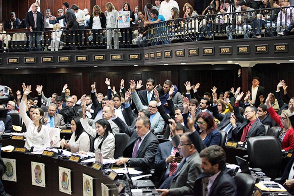 Ley de Amnistía - Aprobación