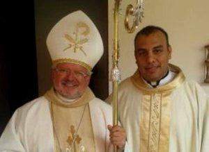 padre Argenis Delgado - Sacerdote de la Diócesis de Trujillo