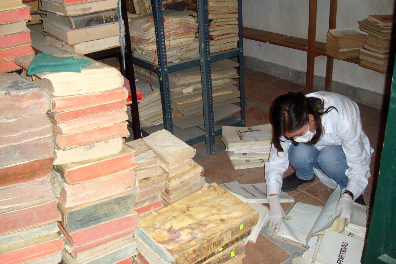 WEB-PERU-MUSEUM-CHURCH-AYACUCHO-04-Facebook  - Archivo del Museo Arzobispal de Ayacucho