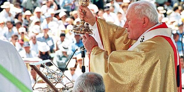 NICARAGUA POPE