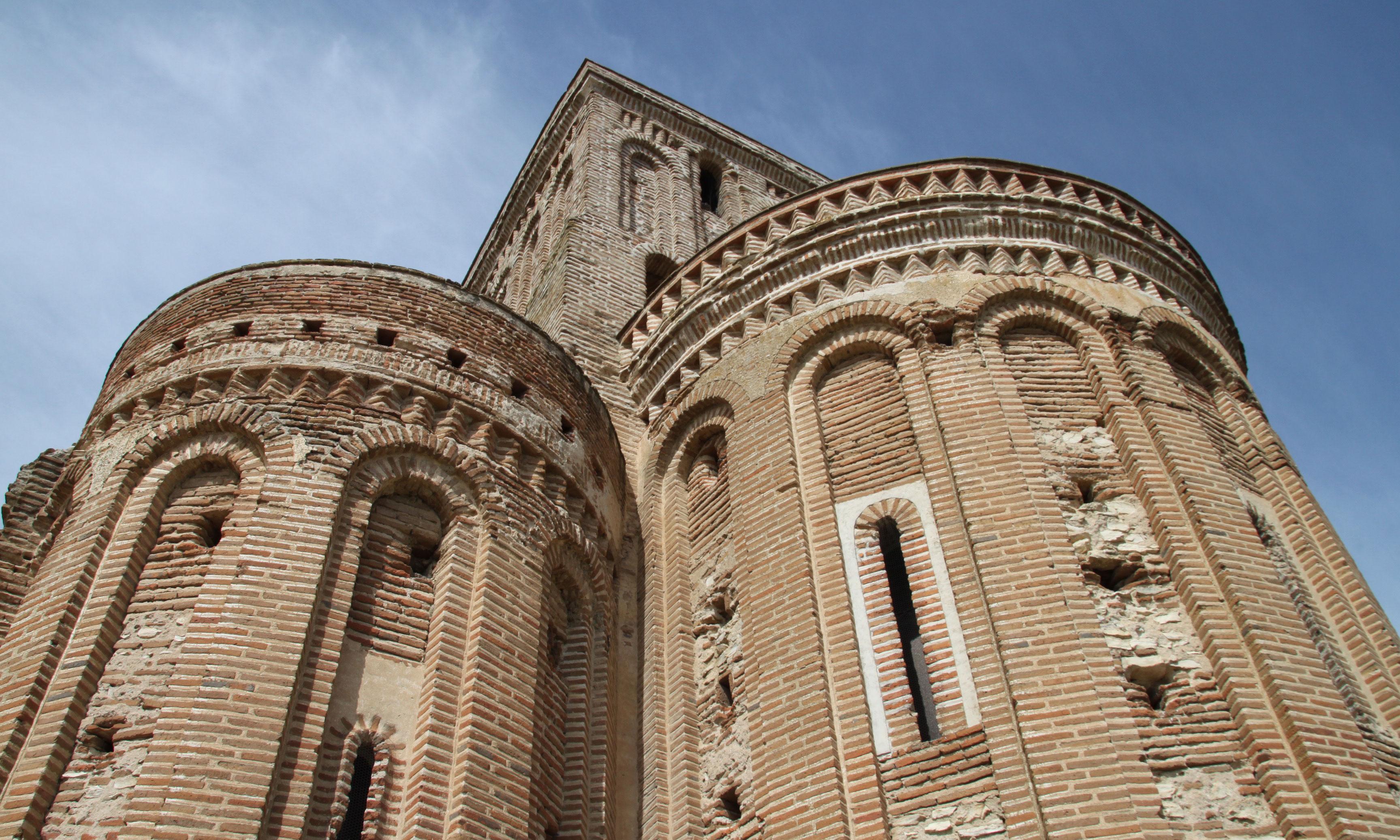 Arévalo, Iglesia de La Lugareja. Foto de Thopsh, via Flickr.
