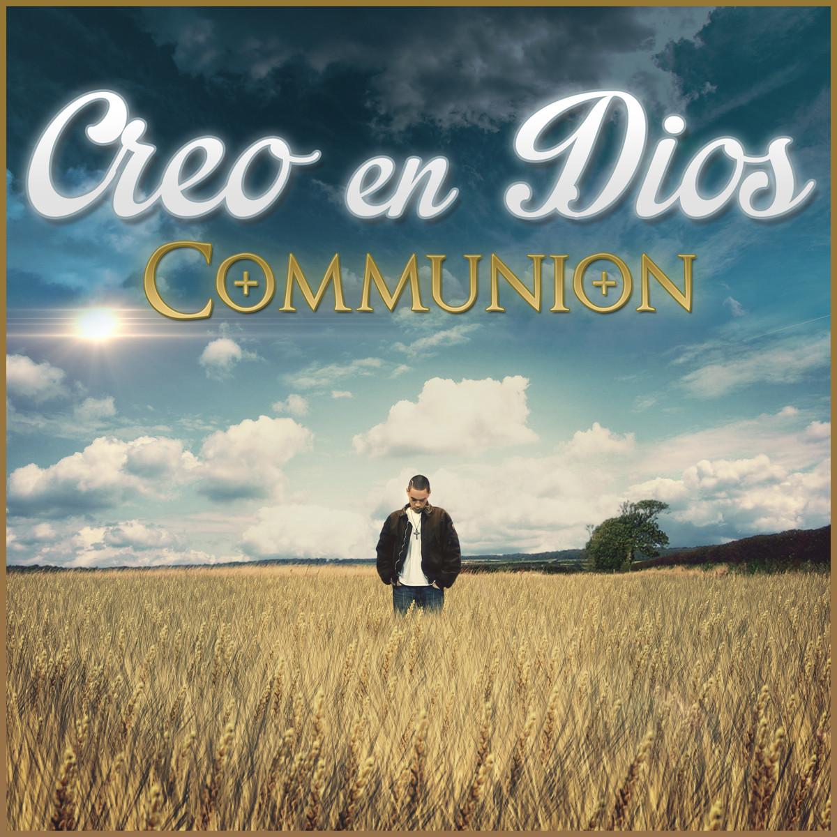 communion.cover album