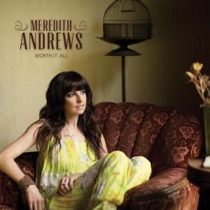 meredith andrews cover album