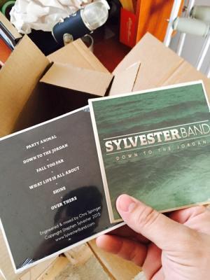 sylvester band cover album