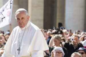 Pope Francis General Audience May 18, 2016