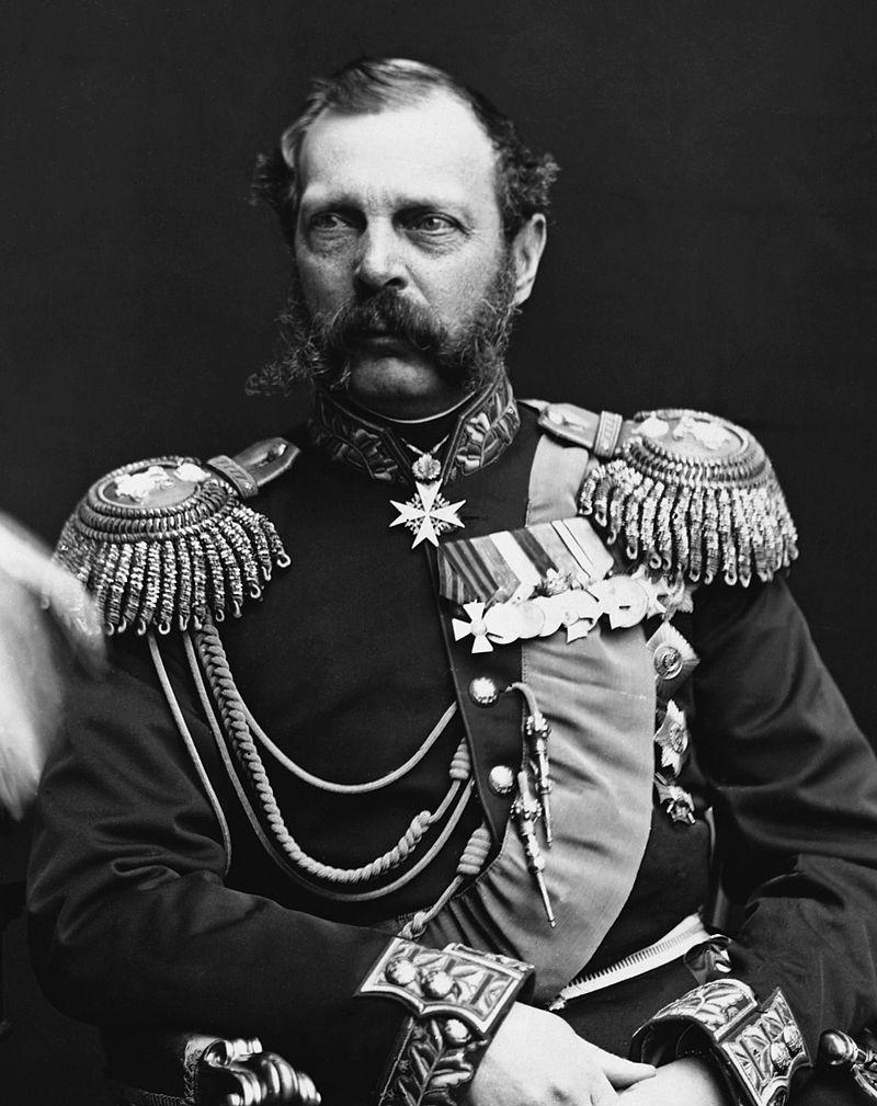 Aunque vigilaba cuidadosamente su poder autocrático, y se resistía obstinadamente a todo aquello que impulsara reformas a las que él no se sintiese inclinado a llevar a cabo, Alejandro II actuó durante varios años como un soberano constitucional.