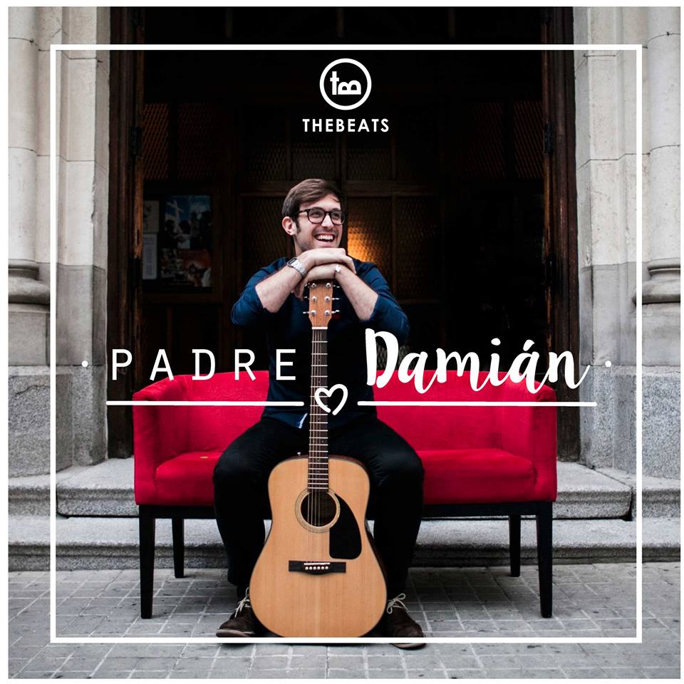 padre damian cover album