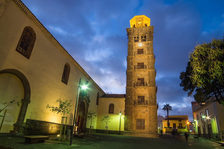 Fundada en 1496 en la isla de Tenerife, en La Laguna  se descubren antiguos caserones de tradición mudéjar.