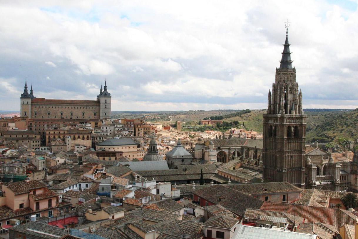 Entre los muros de Toledo se agolpan más de dos mil años de historia
