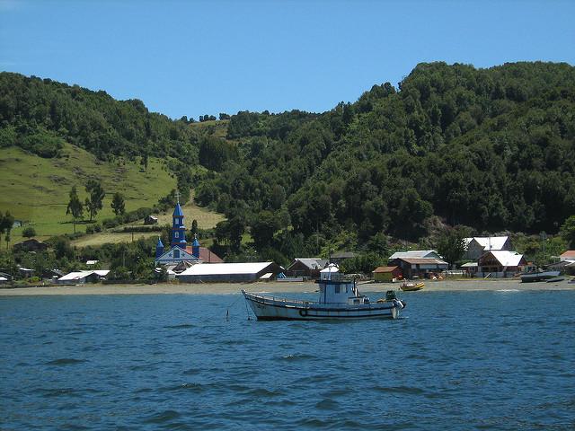 Tenaun, Chiloé