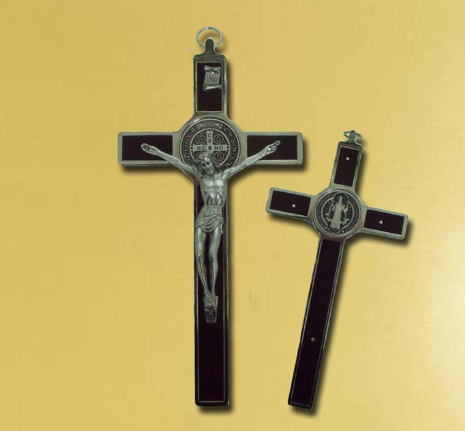 A San Benito se le conoce como uno de los patrones del buen morir, gracias a lo que la tradición cuenta a propósito de su propia muerte.