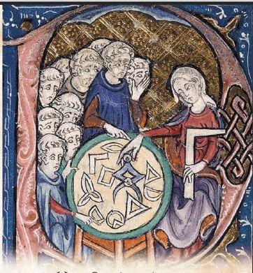 Pedir respaldo económico mientras se estudia parece ser una tradición de, por lo menos, 8 siglos.