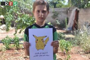 pokemon siria