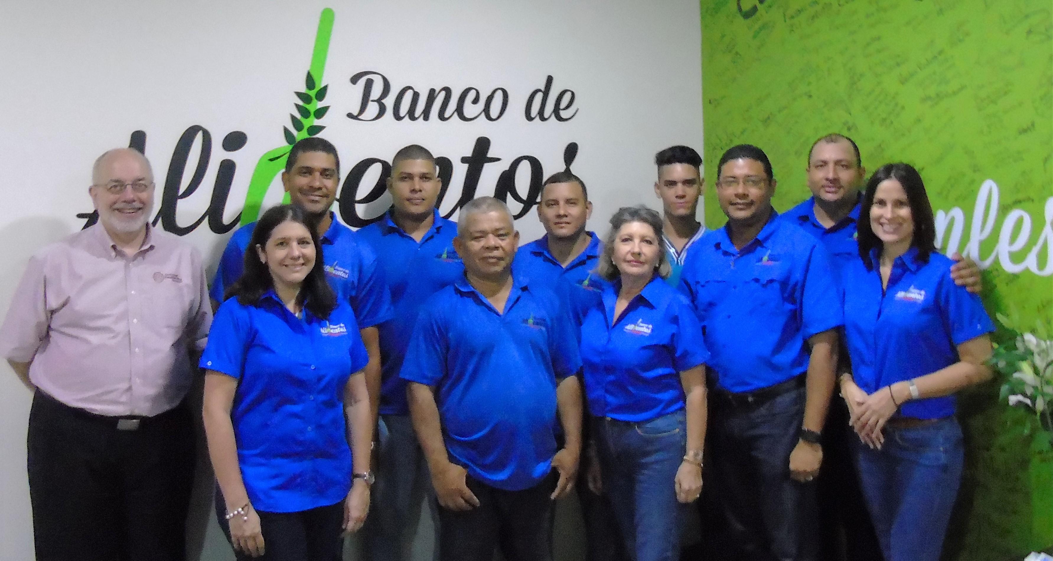 Staff Banco Alimentos Panamá