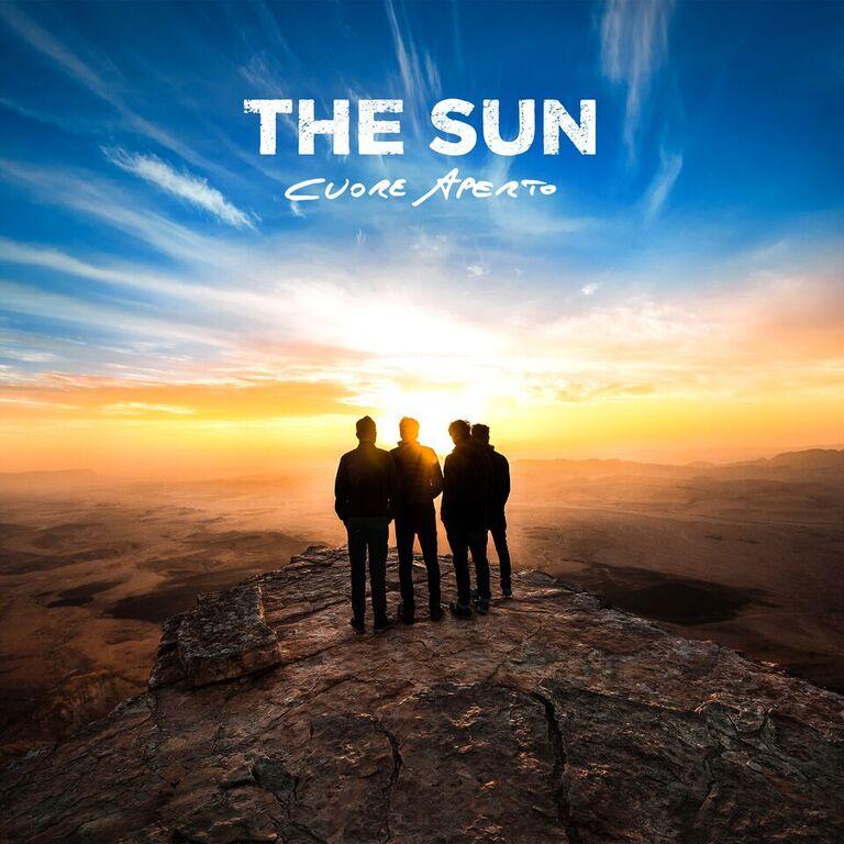 the sun cover album