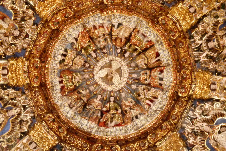 A aproximadamente 120 kilómetros en las afueras de la Ciudad de México, se encuentra el que, junto al de Atotonilco, quizá sea uno de los más bellos santuarios de todo el país: el de Nuestra Señora de Ocotlán, en Tlaxcala, en el lugar en el que la Virgen María se apareció a Juan Diego Bernardino.